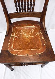 Attrayant Wooden Chair Seat Repair