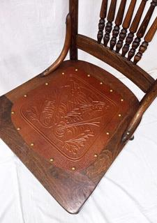 Superbe Wooden Chair Seat Repair