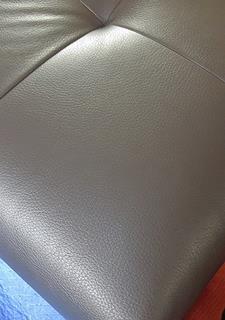 Brown Sofa Leather Restoration