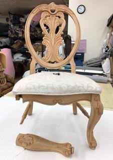 Chair leg repair & Wood Furniture Repair u0026 Restoration | Wood Refinishing