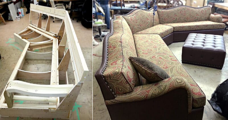 Upholstery Repair & Furniture Repair Services