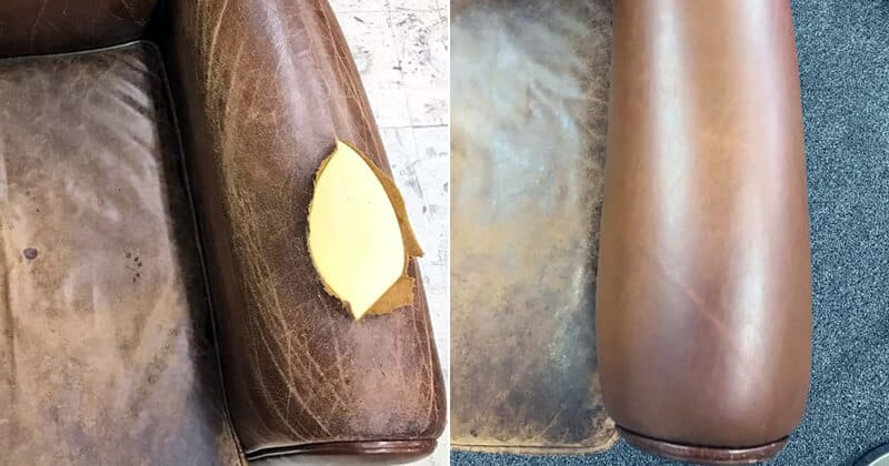 Furniture & automotive leather repair