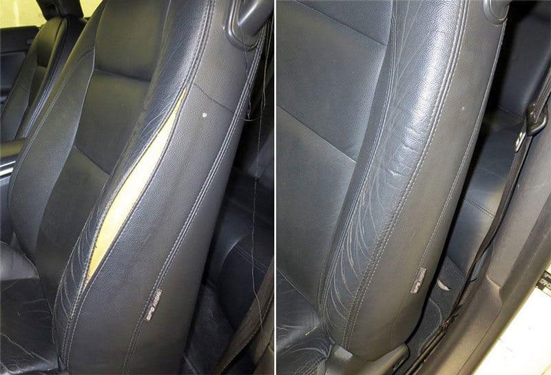 Auto Upholstery Repair Leather Car Seat Repar