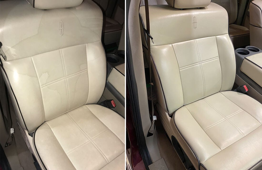 Leather Seat Car Upholstery Repair Universal Upholstering