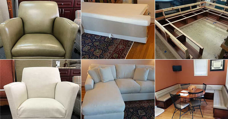 Furniture Repair & Upholstery Shop
