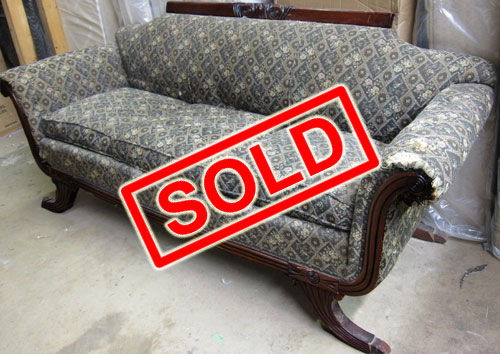 Furniture for sale universal upholstering inc for Reupholstered furniture for sale