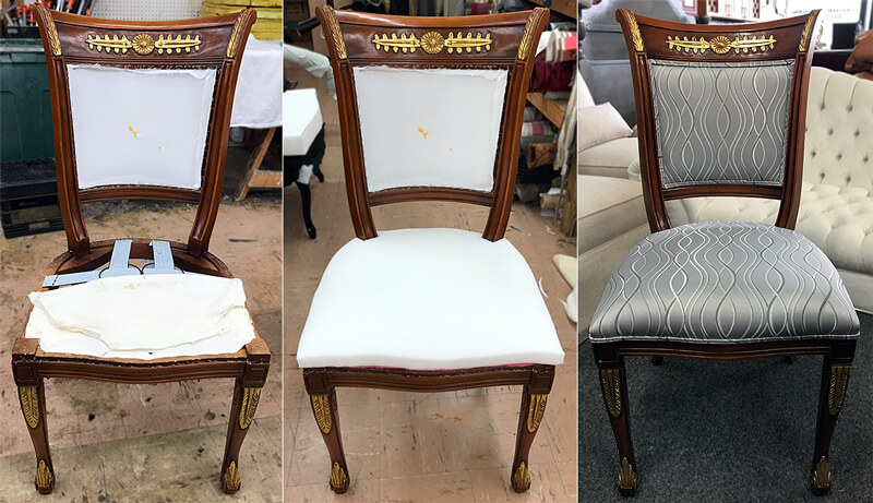 Outstanding Upholstery Repair Services Universal Upholstering Gmtry Best Dining Table And Chair Ideas Images Gmtryco